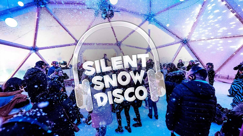 Silent Snow Disco visual