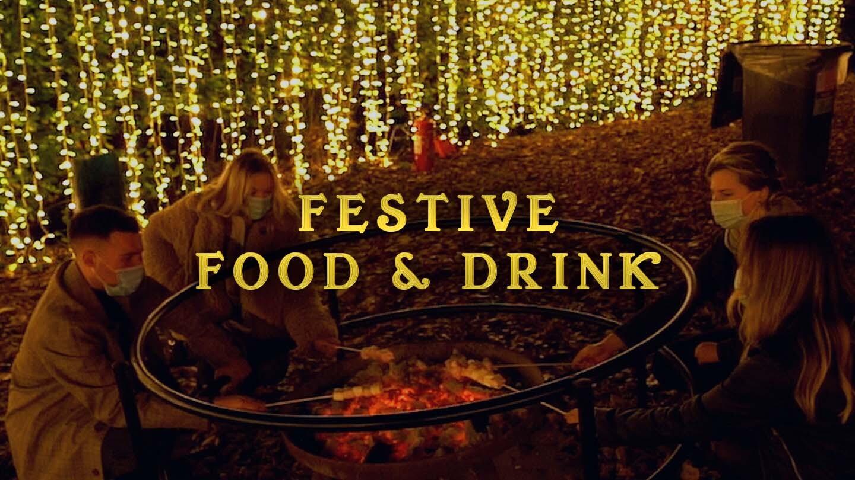 Food and drink village visual