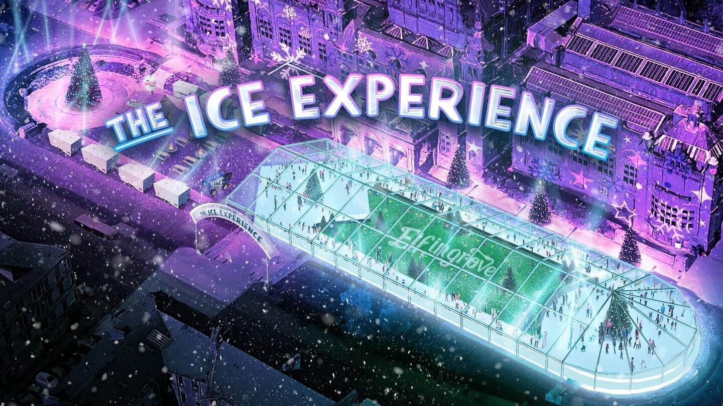 The ice experience visual